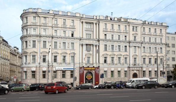 Медицинский центр Медси на Пречистенке / Фото: medsi.ru