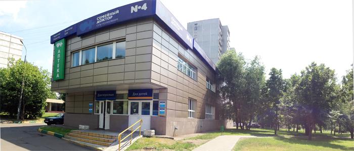 Медицинский центр Семейный доктор №4 / Фото: fdoctor.ru