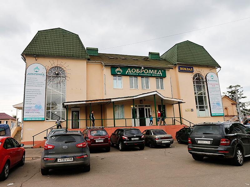 Медицинский центр Добромед в Солнечногорске на ул. Крестьянская / Фото: dobromed.ru