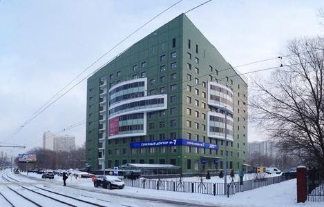 Медицинский центр Семейный доктор №7 / Фото: fdoctor.ru